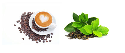 Kawy, herbaty, napoje